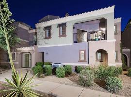 Saguaro Verde Townhouse, Phoenix