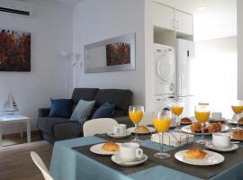 Metro & Beach Apartments, Badalona (Sant Adria de Besos yakınında)
