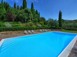 Villa Di Petriolo, Lamole