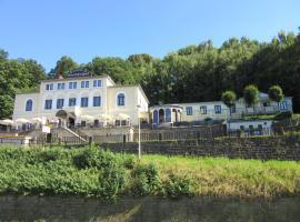 Hotel Lindenhof, Königstein an der Elbe (Pfaffendorf yakınında)