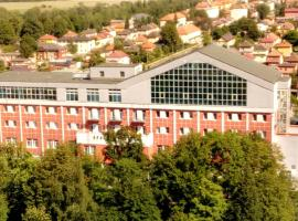 Hotel Spolcentrum, Svit