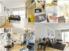 7rooms7 Gran Via Madrid Apartments