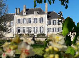 Une maison de famille, Argentenay (рядом с городом Chassignelles)