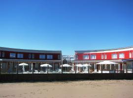 Club de Mar Terrazas Cayastá, Balneario Reta