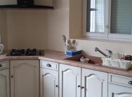 Appartement Agreable Lumineux, Saint-Jacques-des-Blats
