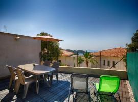 Appartement 2-4 PERSONNES vue mer Coti Chiavari Pozzaccio, Коти-Кьявари (рядом с городом Verghia)