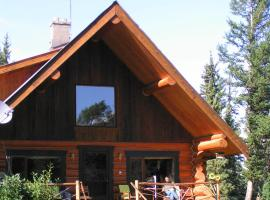 Seawood Bed & Breakfast & Cabins, Bridge Lake (Canim Lake yakınında)