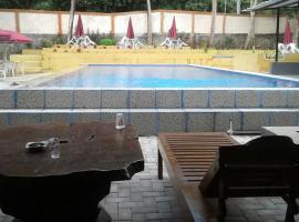 Jo Home Stay, Selong Belanak (рядом с городом Blongas)