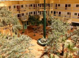 Hotel Barbas, Aousserd