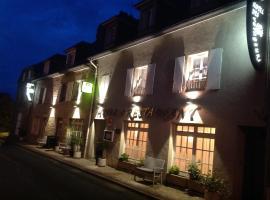Hotel des Voyageurs, Tarnac (рядом с городом Le Treich)