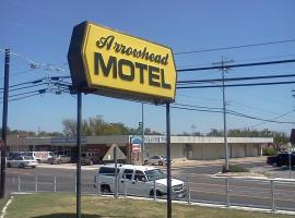Arrowhead Motel, Burnet (in de buurt van Bertram)