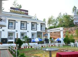 Hotel Aradhana Inn, Yercaud (рядом с городом Dānishpet)
