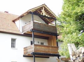 Ferienwohnung Leithoff, Stedtfeld (Creuzburg yakınında)