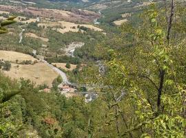 Ponte dei Leoni, Montecreto