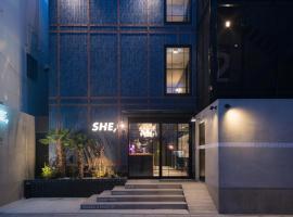 Hotel She Osaka