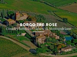 Borgo Tre Rose, Valiano