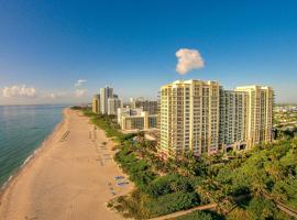 Palm Beach Resort & Spa Singer Island #1711, Riviera Beach
