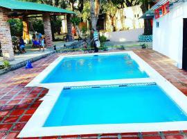 Hotel Puesta del Sol, El Sunzal