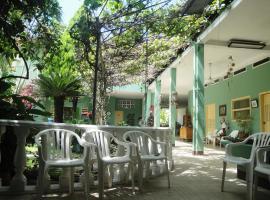Hotel Villa de las Palmas, Purificación