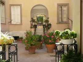 Casa Girasole, サン・ジョルジョ・ア・クレマーノ