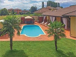 Villa Cometa, Casaleggio Novara (Recetto yakınında)