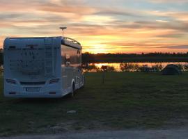 Norrsken Lodge Camping, Övertorneå
