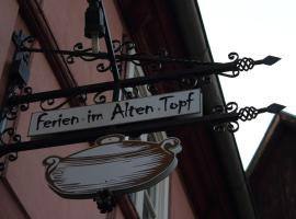 Alter Topf