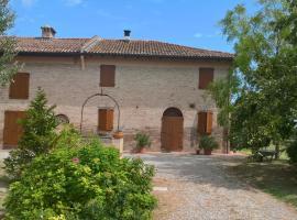 Casa Rondanina, Budrio (Berdekatan Medicina)