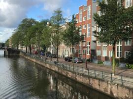 Luxury duplex along canal