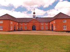 The Stables at Henham Park, Southwold