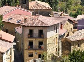 La Casa de Alberto, Rivas de Tereso (рядом с городом Labastida)