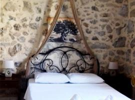 Hariklia Rent Rooms, Зарос