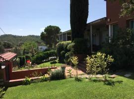 B&B Inés, Сант-Кугат-дель-Вальес (рядом с городом Valldoreix)