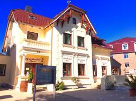 Pfannkuchenhaus Fehmarn, Burg auf Fehmarn