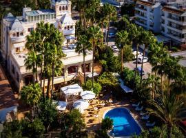 Hotel Ciutat Jardi, Palma de Mallorca (Coll d'en Rebassa yakınında)
