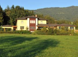 Wellness Pension Waldhof, Sankt Georgen (Framrach yakınında)