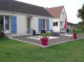 Chambre d'hotes Le Hamel, Le Hamel (рядом с городом Treux)