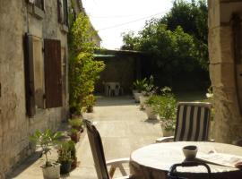 la Belle Charentaise, Mainxe (рядом с городом Bassac)