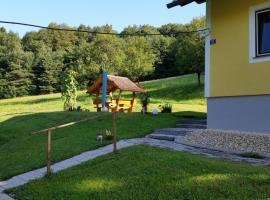 Ferienhaus Dreiländereck, Minihof Liebau (Windisch Minihof yakınında)