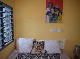 Lions Gate GuestHouse, Suhum (рядом с городом Kwabeng)