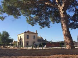 Villa Pilar, Aspe