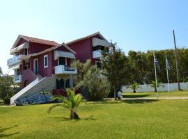 Villa Ioli, Lefkada