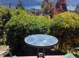 La Soñada II Villa Traful, Villa Traful (La Lipela yakınında)
