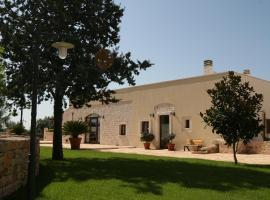 Masseria Gravelle, Turi