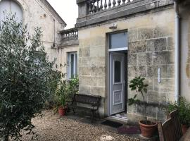 Maison de Vin, Castillon-la-Bataille