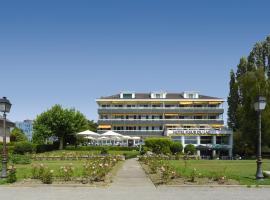 杜拉克之花酒店, 莫爾日 (Vufflens-le-Château附近區域)