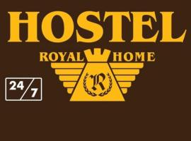 Hostel Royal Home