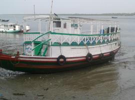 India Tours Only Sundarban Houseboat MB Sri Radha, Gosāba