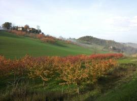 Eco B&B Erba Lucciola, Monte San Pietro (Zappolino yakınında)