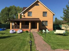 Holiday Home on Dmitrovskoe Highway, Krasnaya Gorka (Near Klyazminskoye Reservoir)